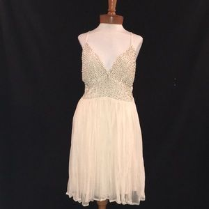 "FREE PEOPLE ""LIKE A DIAMOND"" DRESS"